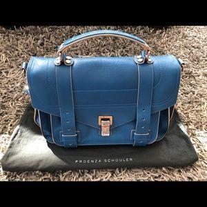 🌈 Proenza PS1 Medium Electric Blue ⚡️